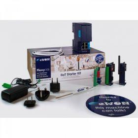 Zdalny dostęp do maszyn eWON Flexy Zestaw Startowy - FLEXY 205 - STK205