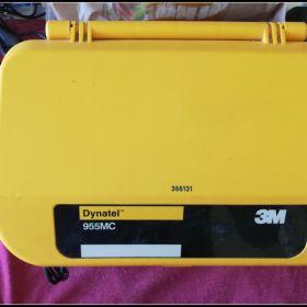 Dynatel 955MC , do mierzenia i lokalizacji defektów przewodzenia w kablach telefonicznych