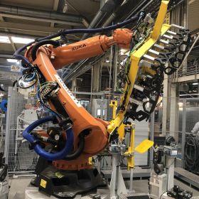 Programowanie, serwis robotów KUKA, FANUC, ABB, sterowników PLC Siemens