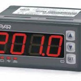 Rejestrator temperatury i sygnałów standardowych APAR AR201