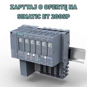 Wyspa wejść/wyjść SIMATIC ET 200SP - zapytaj o ofertę
