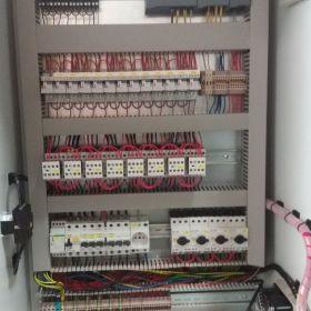 AXTER - Integrator Automatyki. Prefabrykacja szaf, programowanie, modernizacje, serwis