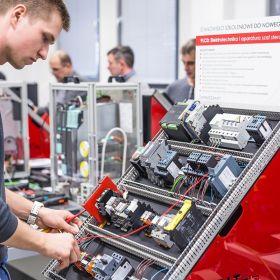 Szkolenie z podstaw automatyki - Elektrotechnika i aparatura szaf sterowniczych