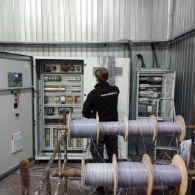 Salwis - Integrator systemów SCADA, automatyzacja procesów produkcyjnych, programowanie PLC, HMI  prefabrykacja szaf sterowniczych