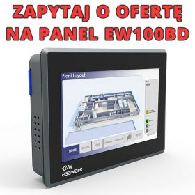 Web-panel EW100BD - zapytaj o ofertę