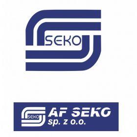 AF SEKO - projektowanie, prefabrykacja, programowanie PLC, HMI/SCADA, wdrożenia, modernizacje, serwis, szkolenia