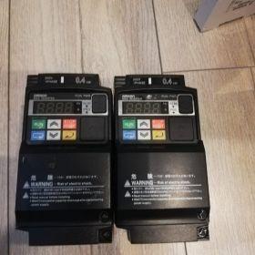 2szt OMRON 3G3MX2 AB004-E 0,4KW