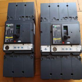 Wyłączniki mocy Schneider electric NSX160B 4P i NSX 250B 3P