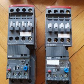 Styczniki ABB AF16-30-10-13 z modułem termicznym ABB TF42