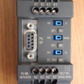 REPEATER 6ES7972-0AA02-0XA0 RS485 Siemens