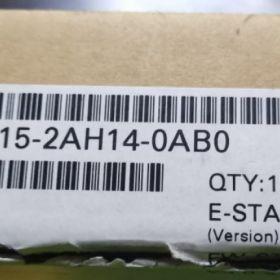 CPU S7-315 2DP 6ES7 315-2AH14-0AB0