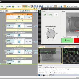 Przemysłowe systemy wizyjne 2D oraz 3D