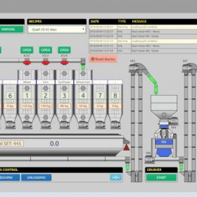 panele operatorskie schneider electric