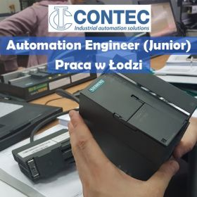 Praca - (Junior) Automation Engineer