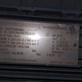 Motoreduktor SEW 0,75kW WA30DT80N4/Z