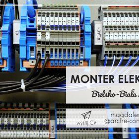 Monter - Elektryk - (Nr ref. ME/BB/AC)