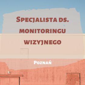 Specjalista ds. monitoringu wizyjnego (systemy CCTV)