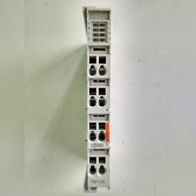8-kanałowe wejście dwustanowe WAGO 750-430