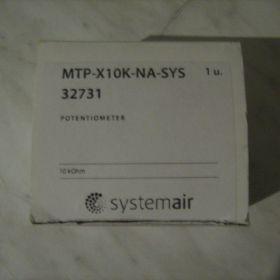Regulator obrotów MTP-NA-SYS Systemair
