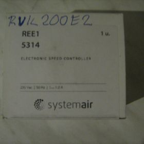 Regulator obrotów REE 5314 Systemair