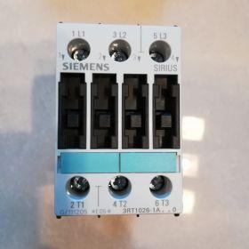Siemens SIRIUS styczniki 3RT1026-1A nowe