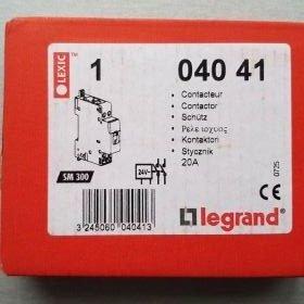 Legrand 04041 SM300 Stycznik 20A - NOWY
