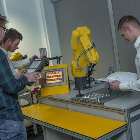 Szkolenie Operatorskie Roboty FANUC