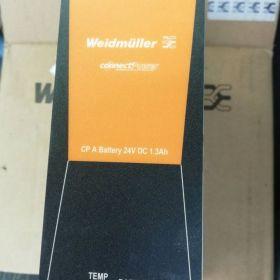 Weidmuller CP A BATTERY 24V DC 1.3Ah , Zasilacze UPS