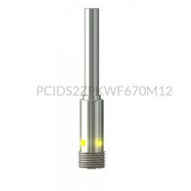 Czujnik indukcyjny Sels 2 mm 10...30 VDC fi6,5 PNP PCIDS2ZPKWF670M12