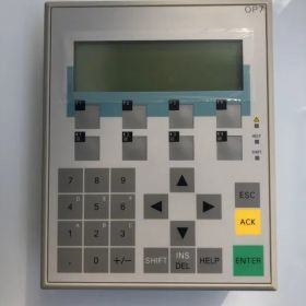 Panel Siemens Simatic OP7 DP12 6AV3607-1JC20-0AX1