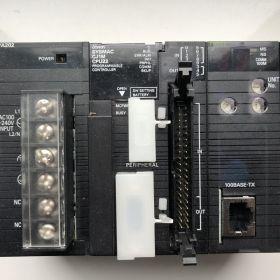 PLC OMRON CJ1M-CPU22 +PA202 +PROFINET  CJ1W-PNT21