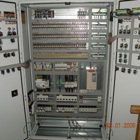 Przyjmę zlecenia wykonania lub modernizację automatyki przemysłowej