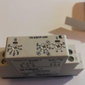 Przekaźnik czasowy 1P 8A 1sek-100h 12-240V AC/DC wielofunkcy