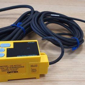 Termometr bezkontaktowy Optex CS-40TAC 40 mm Rozdzielczość optyczna -40 do 500 ° C