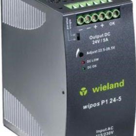 Zasilacz Wieland 81.000.6130.0 Wipos P1-24V-5A