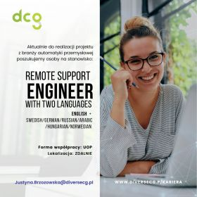 Remote Support Engineer