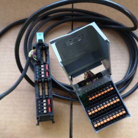 Moduł przyłączeniowy Siemens S7-1500 6ES7924-0CA20-0BC0 + cały osprzęt
