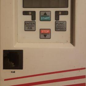 Panel Falownika F5