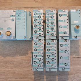 ET200pro z modułami I/O