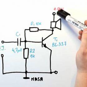 Jak czytać i rysować schematy elektroniczne? FILM!