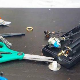 Jak zrobić e-papierosa BOX za około 50zł - DIY