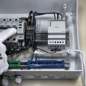 Strażnik dostarczania fazy czyli automatyczny przełącznik faz F&F PF-431