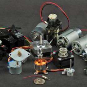 Silniki elektryczne - Mały elementarz