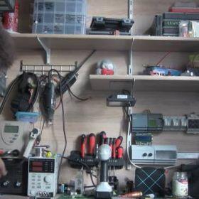 Jak zorganizować sobie warsztat w małym mieszkaniu?