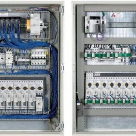 Przegląd systemu do szaf elektrycznych SmartWire-DT - redukcja przewodów w szafie