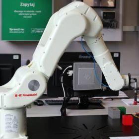 Szkolenie z robotów Kawasaki w ASTOR