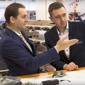 Automatyczny montaż listew zaciskowych do szaf elektrycznych - wywiad z inżynierami Weidmuller