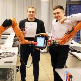 Programowanie robotów KUKA w EMT SYSTEMS