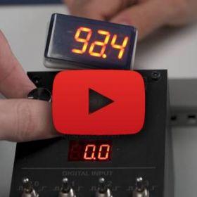 Wyświetlanie wartości procesowych w automatyce przemysłowej | akYtec Displays