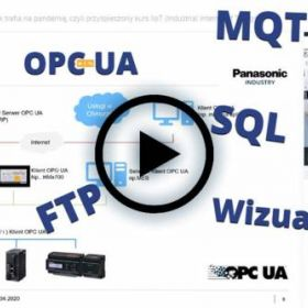 Webinar - Czym jest i jak można wykorzystać IIoT - Panasonic